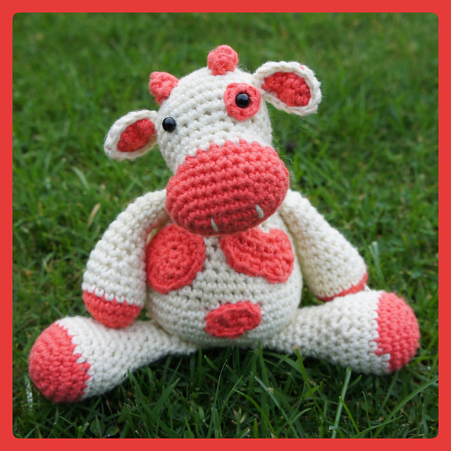 International Cow Appreciation Day Free Pattern Round Up Keep