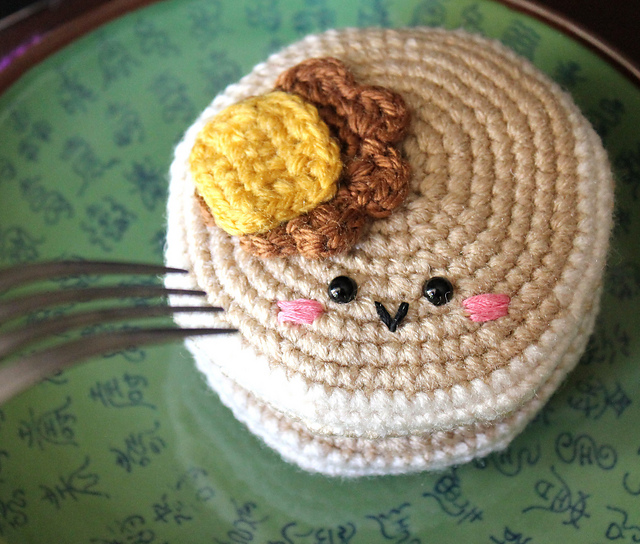 Pancake Day Free Pattern Round Up Keep Calm And Crochet On Uk