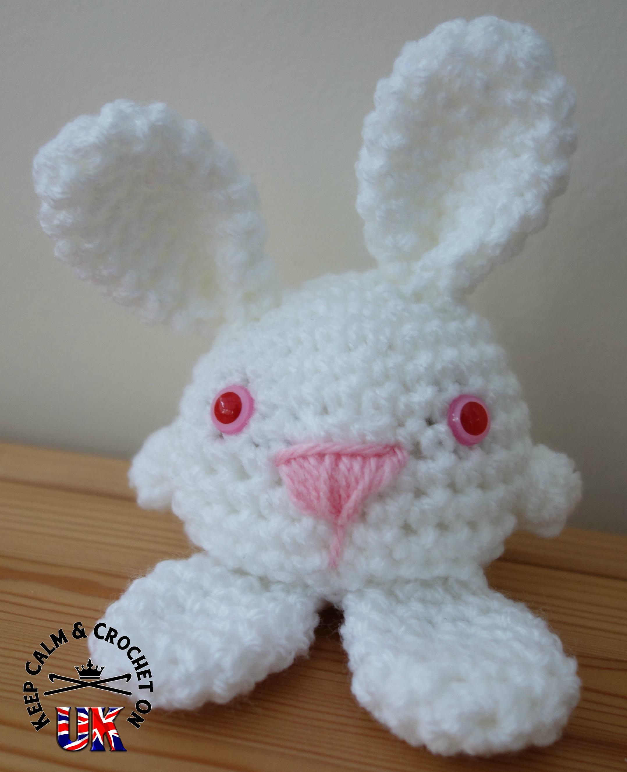 rabbit | Keep Calm and Crochet On U.K