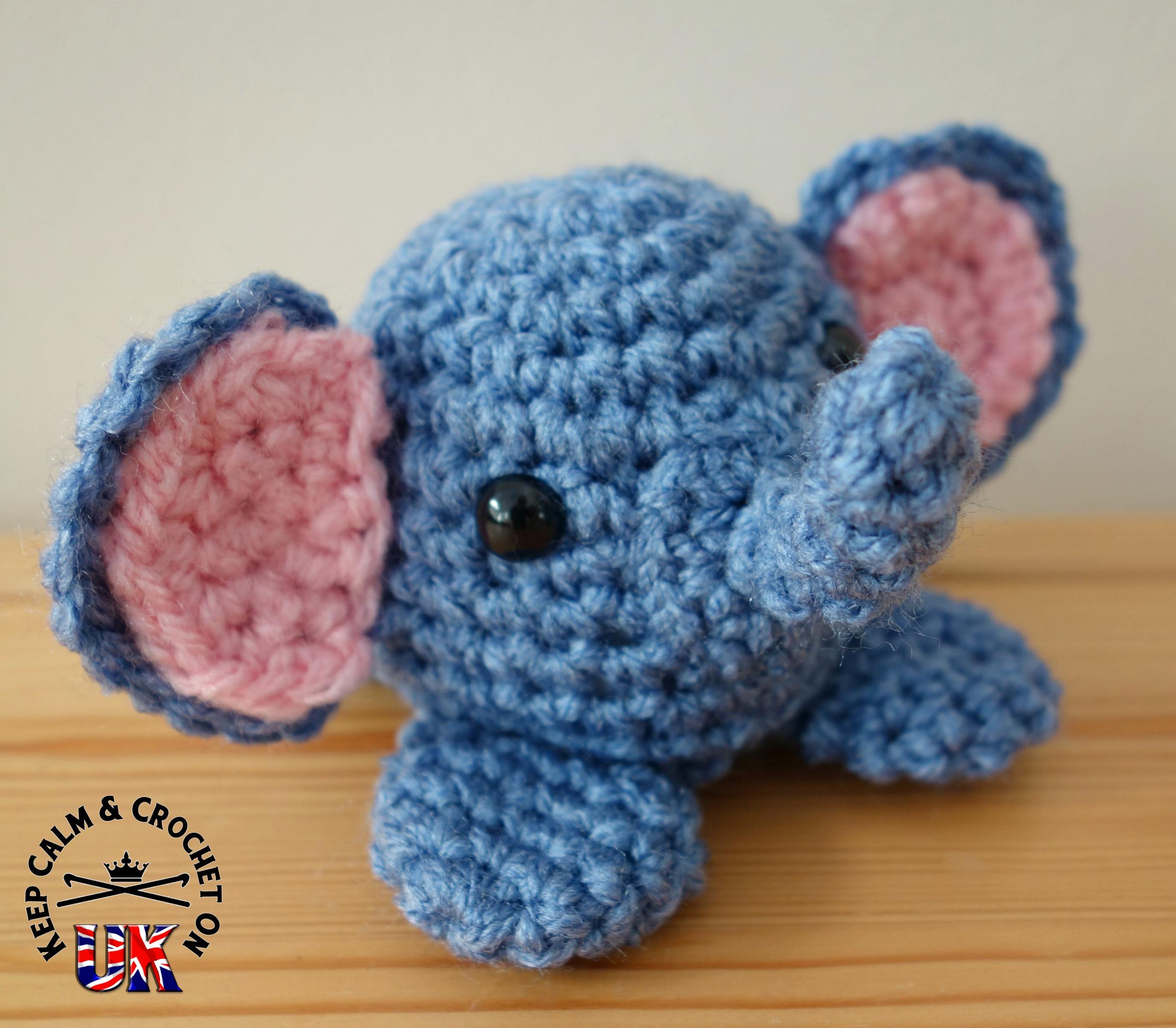 Doodle Zoo – No. 4: Ezra the Elephant (Free Pattern) | Keep Calm and ...