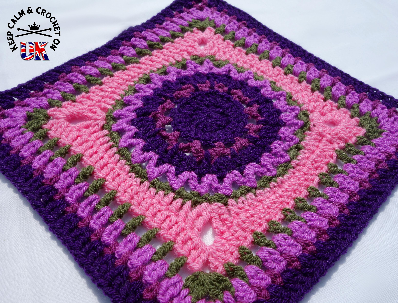 Crochet-A-long 2015 | Keep Calm and Crochet On U.K