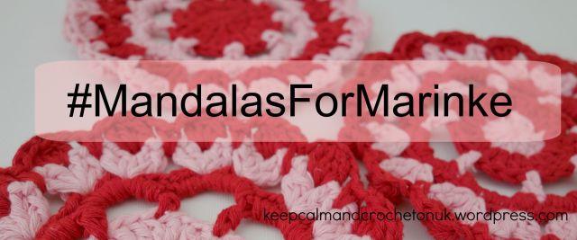 #MandalaforMarinke