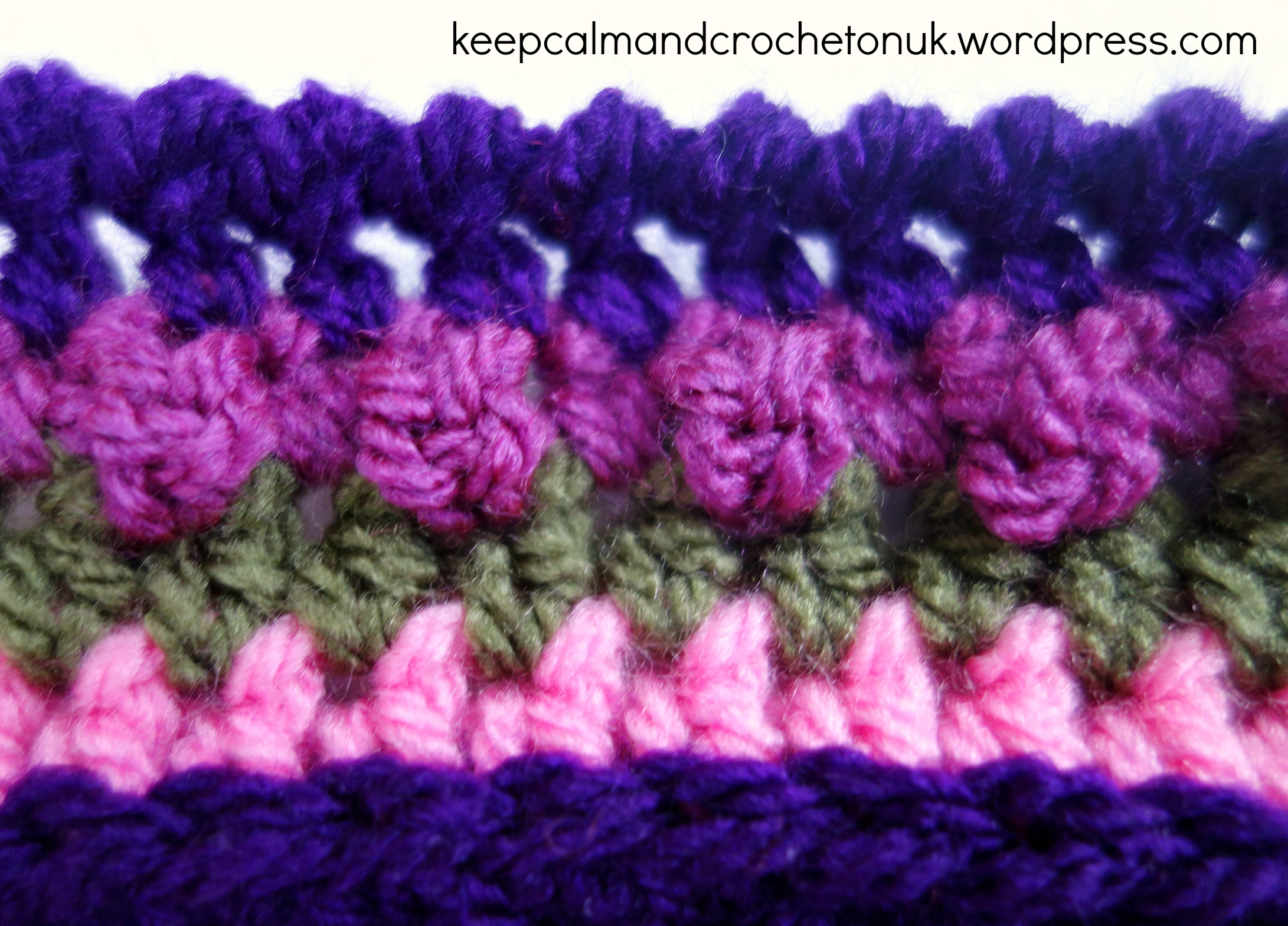 Crochet Edging | Keep Calm and Crochet On U.K