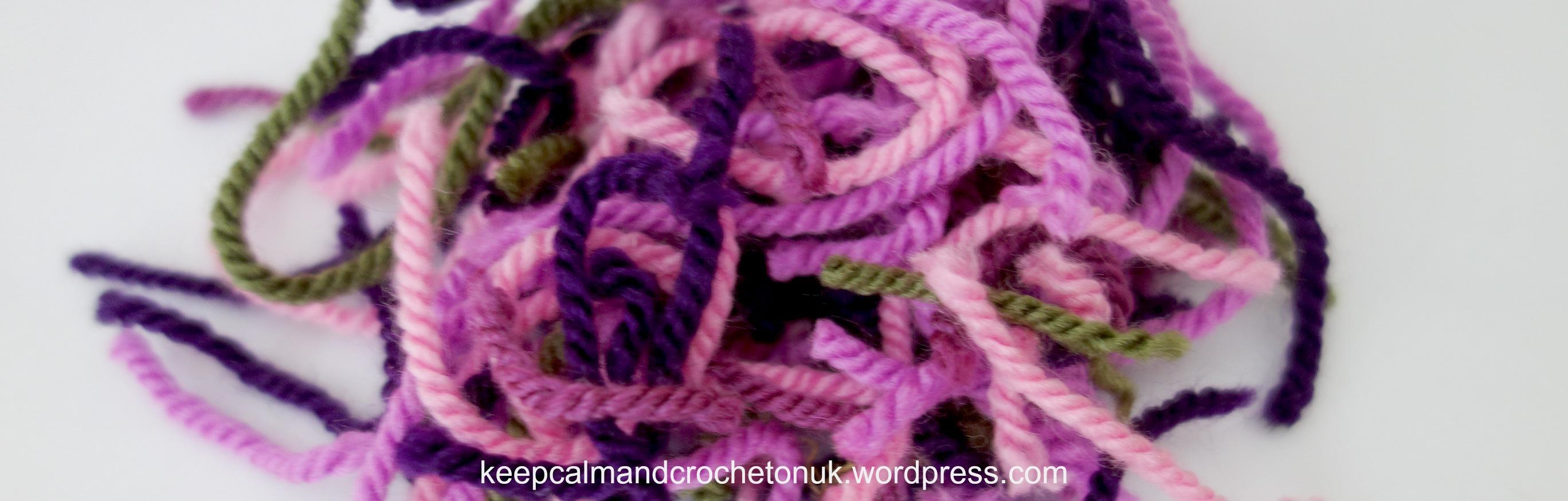 Crab Stitch Keep Calm And Crochet On Uk