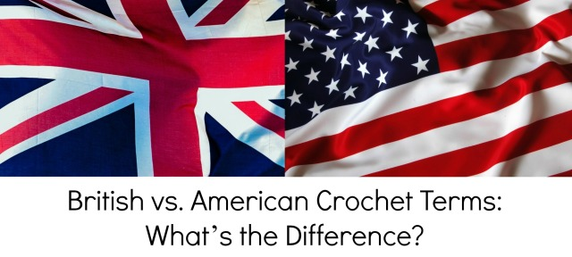 British Vs American Crochet Terms Whats The Difference Keep