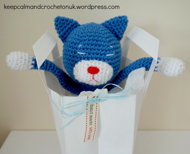 Amineko Crocheted Cat ?? Pattern Review Keep Calm and ...