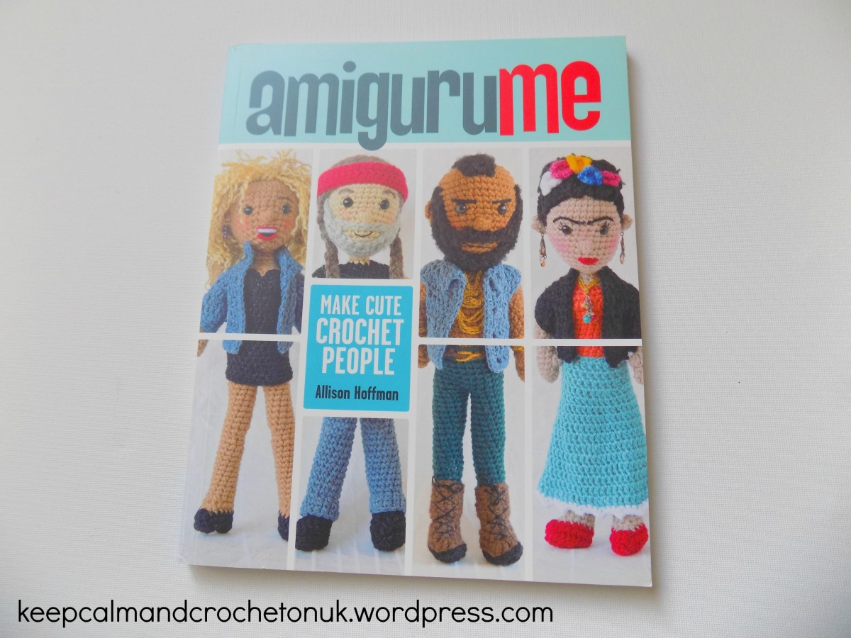 Crochet Book Reviews | AmiguruMe by Allison Hoffman | Keep Calm and ...