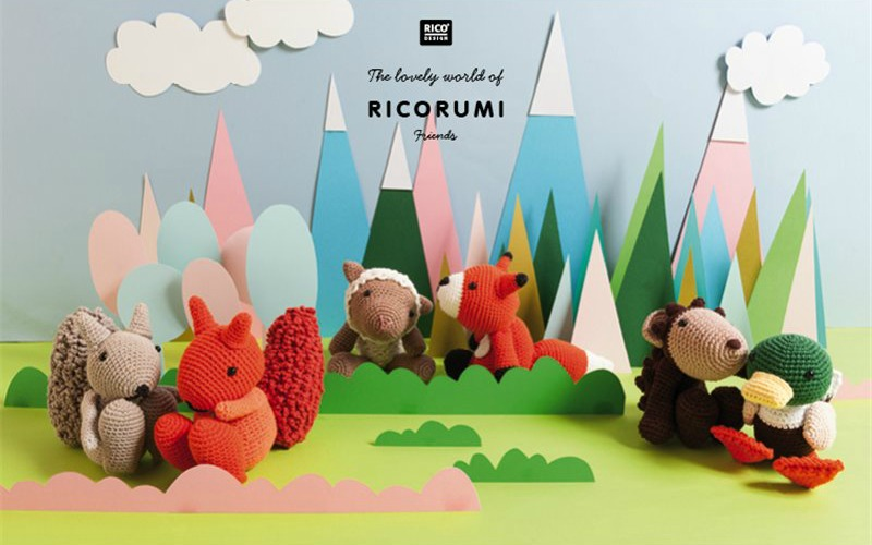 ricorumi-friends
